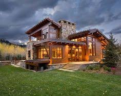 Rustic Stone House Plans Rustic Exterior Home Designs Stone - Modern rustic home design