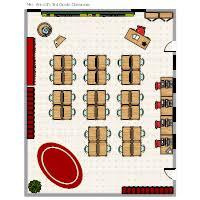 Classroom Floor Plan Builder Seating Chart Templates
