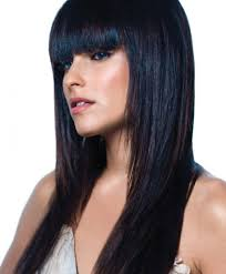 long black hairstyles with side bangs beautiful long hairstyle