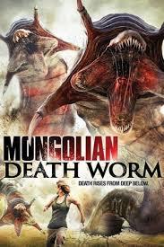 Giun Khổng Lồ Mông Cổ Mongolian Death Worm