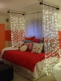cute diy bedroom decorating ideas shelves doors and lights