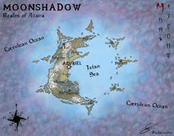 Morrowind Map Moonshadow Map By Fredoric1001 On Deviantart