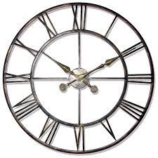 stylish large wall clocks fun u0026 fashionable home accessories and