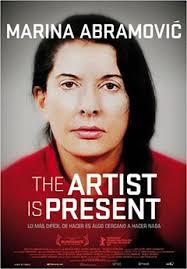 Marina Abramovic: La Artista Esta Presente