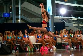 things you need to know about the Dallas Cowboys Cheerleaders     For The Win   USA Today  Tim Heitman  USA TODAY Sports