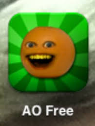 Annoying orange free Pinterest