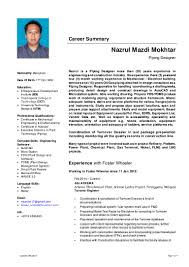 mechanical engineer resume examples pdms piping designer resume sample free resume example and pdms piping designer resume sample