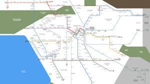 Los Angeles Light Rail Map by Watch Metro Rail Grow Under Measure M Urbanize La