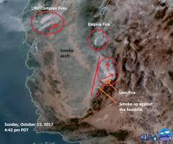 Willow Wildfire California by California Smoke Information