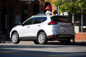 nissan rogue us news 2017 nissan rogue first drive review gunning for 1