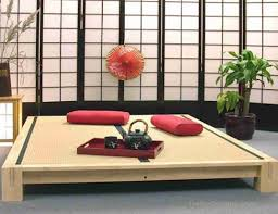Bedroom Drapery Ideas Natural Design Of The Living Room That Has A Japanese Style With
