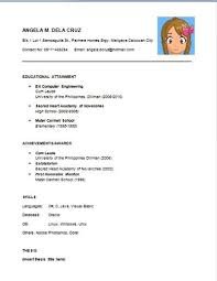 Simple Resume Examples by Resume Example Easy Resume Ixiplay Free Resume Samples