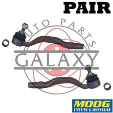 Moog New Replacement Complete Outer Tie Rod End Pair For BMW    xi     eBay Click Thumbnails to Enlarge