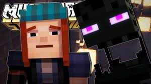 minecraft story mode she u0027s infected episode 2 2 youtube