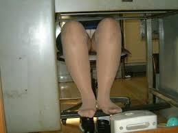 机 デルタ盗撮 机の下でOLのパンツ盗撮!デスクワークパンチラのエロ画像 ...