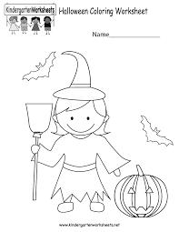 printable halloween worksheets kindergarten halloween worksheets u0026 preschool and kindergarten