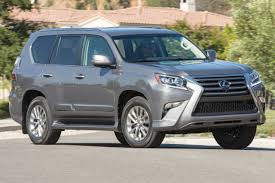 lexus suv with third row used 2016 lexus gx 460 suv pricing for sale edmunds
