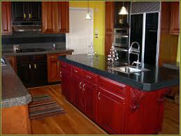 Antiqued Kitchen Cabinets by Distressed Kitchen Cabinets Amazing Deluxe Home Design