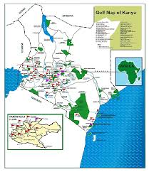 Map Of Kenya Africa by Welcome To Tobs
