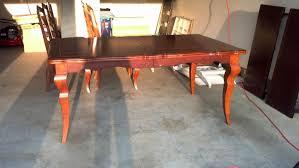 bentleyblonde diy farmhouse table u0026 dining set makeover with