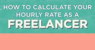 How to Set Your Freelance Writing Rates   FreelanceWriting Leaving Work Behind