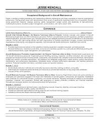 sample resume truck driver resume for electrical maintenance engineer samples of resumes aircraft sales sample resume maintenance resume template