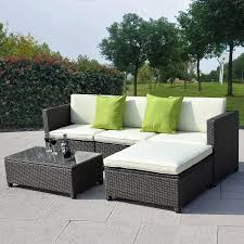 Resin Wicker Patio Furniture Sets - how to decorate outdoor wicker sofa babytimeexpo furniture