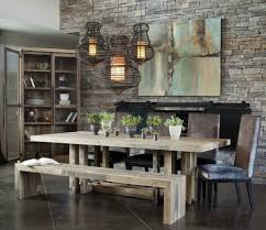 Rustic Modern Dining Room Tables by 28 Best Mesas Images On Pinterest Dining Room Kitchen And Tables