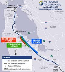 Amtrak Capitol Corridor Map by Caltrain Hsr Compatibility Blog The Overtake That Won U0027t Be