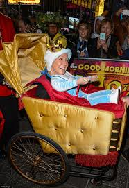 spirit halloween viera gma triumphs in halloween morning show costume war prince george