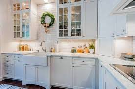 White Country Kitchen Cabinets Traditional White Country Kitchen U2013 15 Cool Interior Design Ideas