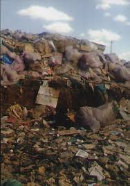 Assessment of Extent to Which Plastic Bag Waste Management Methods     Science and Education Publishing Unsegregated solid waste at Dandora dumpsite