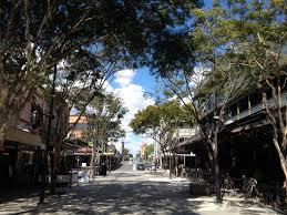 Brunswick Street, Brisbane