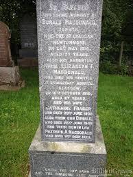 grave site of donald macdonald 1918 billiongraves