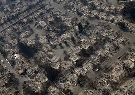 Wildfire Containment by Devastating California Wildfires Predicted To Cost Us Economy 85