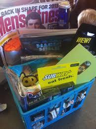 female fitness gift basket gift ideas for christmas or