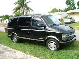 chevrolet astro information and photos momentcar