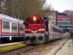 Kırıkkale railway station