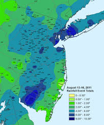 Map Nj Office Of The New Jersey State Climatologist