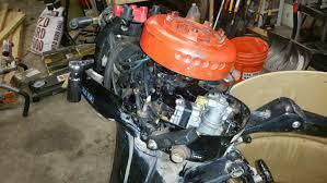 mercury 4 5 45 older project motor