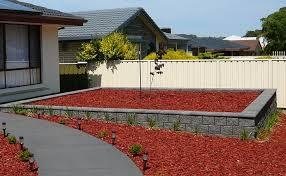 Concrete Block Retaining Walls Adelaide Design Examples - Landscape wall design