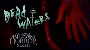 is halloween horror nights worth it dead waters house reveal halloween horror nights 2017 youtube