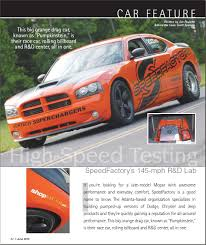 Fastest Muscle Car - speedfactory u0027s 426 charger featured in