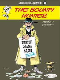 amazon bounty hunter lucky luke 9781849180597 rene