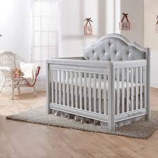 Vintage White Baby Crib by Bed U0026 Bedding Tremendous Design Of Pali Crib For Nursery