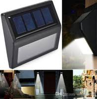 Solar Fence Lighting by Outdoor Solar Fence Lighting Uk Free Uk Delivery On Outdoor