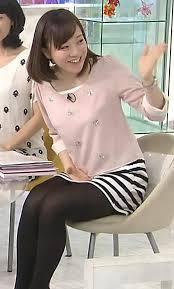 江藤愛ミニスカート画像|セクシーテレビジョン