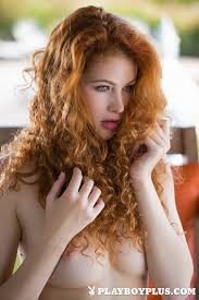 Heidi Romanova Curly haired lady body in Playboy|Heidi Romanova Nude in Great Form - Free Playboy Picture ...