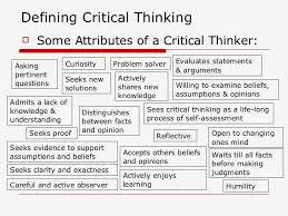 How Critical Thinking Skills Can Help Improve Your Future          Ways to Improve Your Writing by Gary Provost