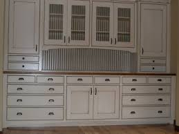 arts and crafts dining room cabinet closeup william pepper fine